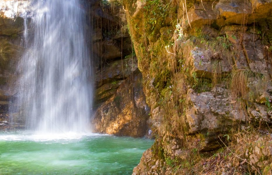 Bhulagaad Waterfall Mukteshwar