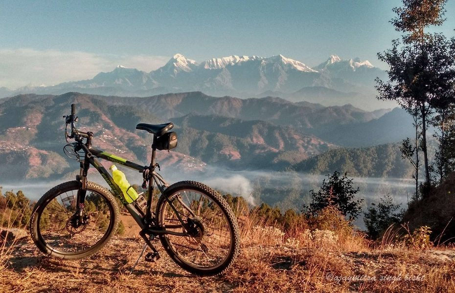 Mountain Biking Uttarakhand