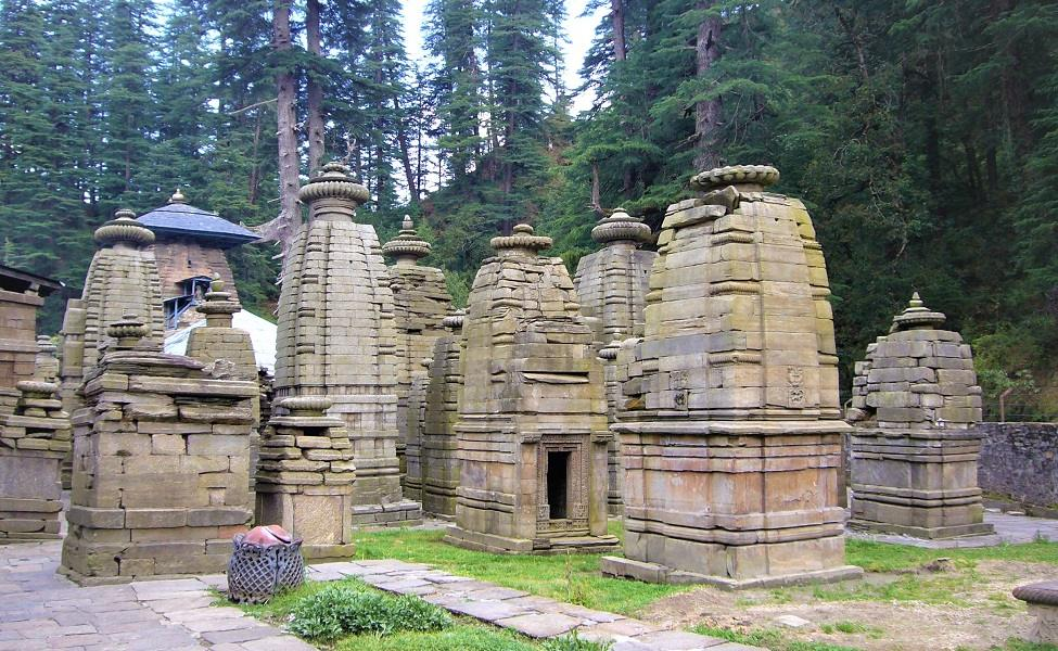 Jageshwar Temple