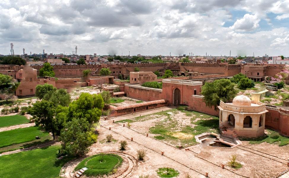 Junagar Fort Bikaner