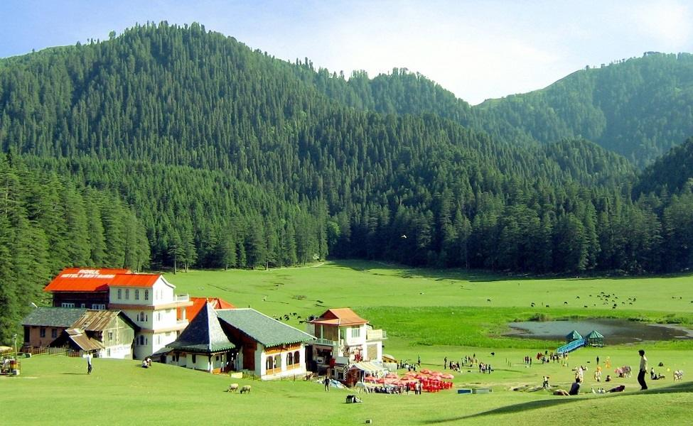 Khajjiar Himachal