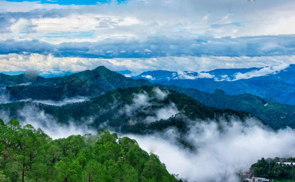 Top Destinations in Uttarakhand to Visit in Monsoon