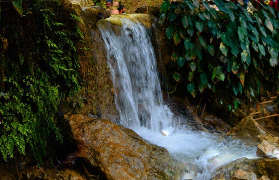 Neergarh Waterfall Trekking Rishikesh