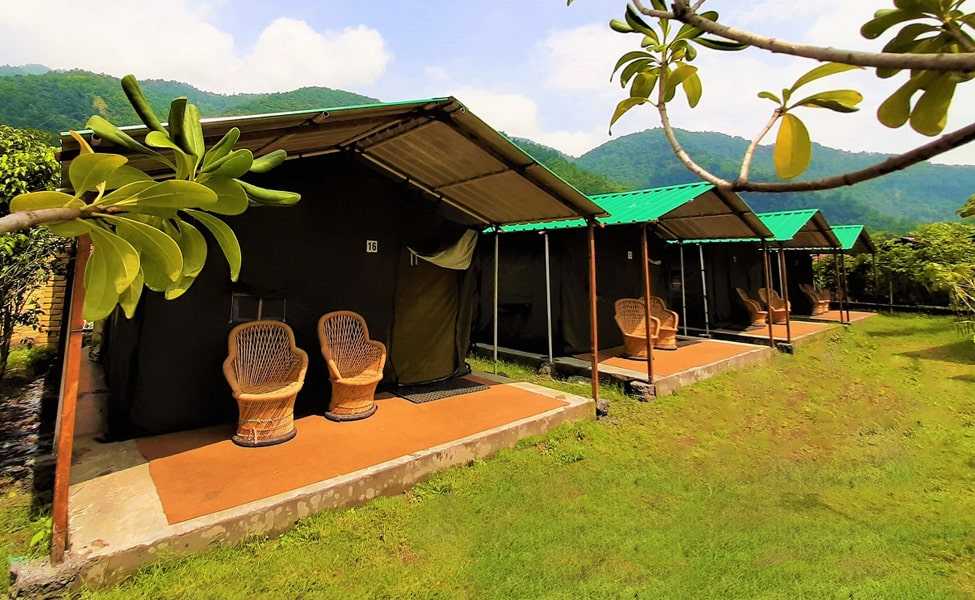 Rishikesh Rafting Camping