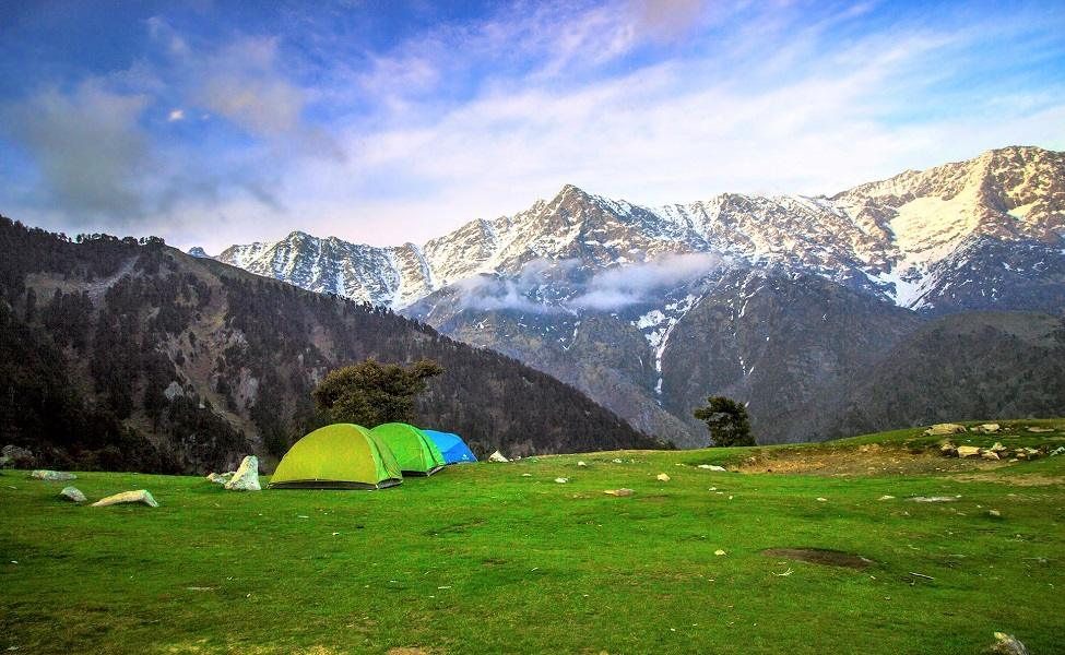 Triund Trek Himachal